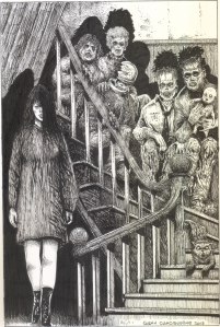 Illustration for Yardley