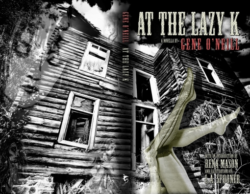 At the Lazy K, now available at Amazon.com