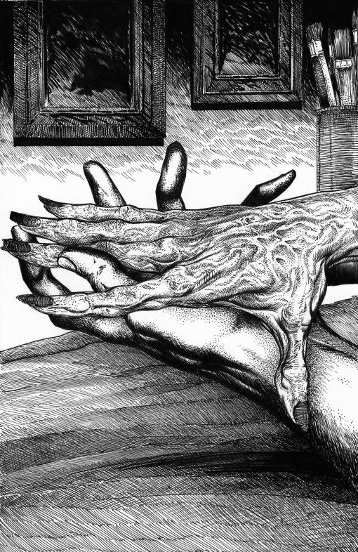 CHIRAL MAD 3 illustrations