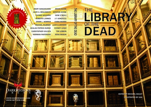 THE LIBRARY OF THE DEAD - DRP Edition