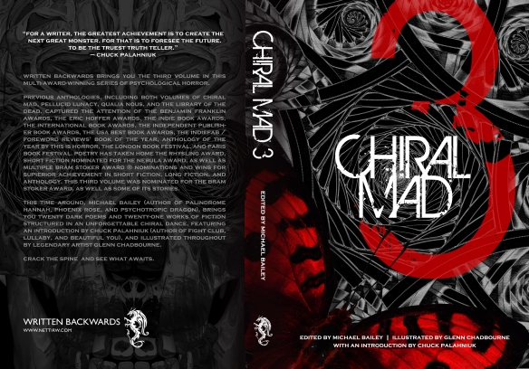 Chiral Mad 3 | WRITTEN BACKWARDS