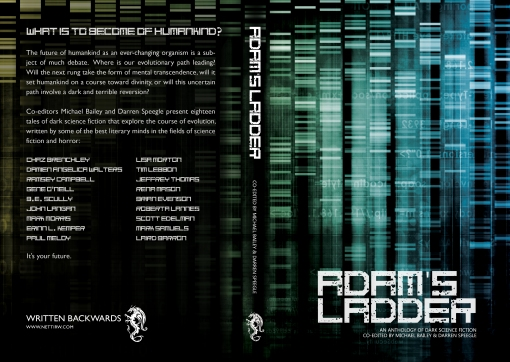 Adam's Ladder - Cover