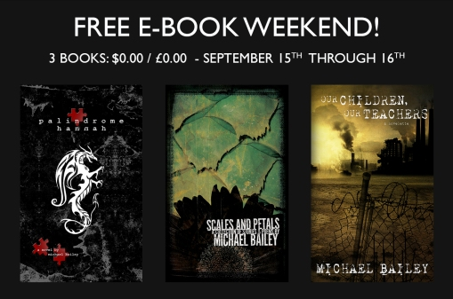 Free e-Book Weekend 1