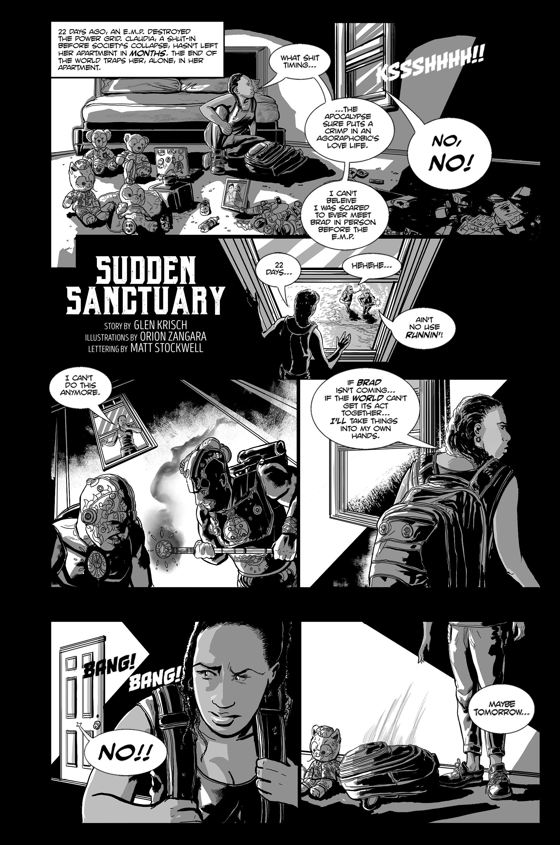 Sudden Sanctuary page 1 (mb)