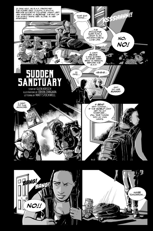 Sudden Sanctuary page 1 (mb)