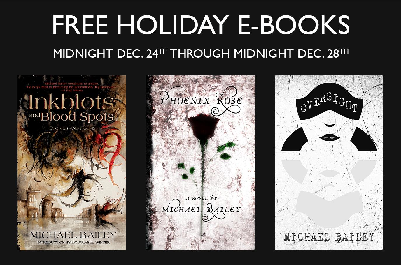Free e-Book Holiday