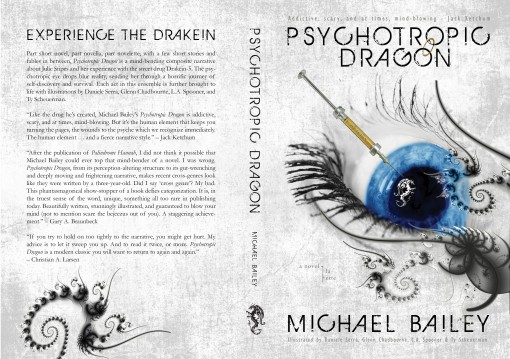Psychotropic Dragon - Cover (full spread)
